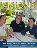 Read the Latest Issue of VISIONS Magazine