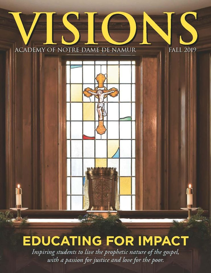 Read the Fall 2019 Issue of VISIONS Magazine